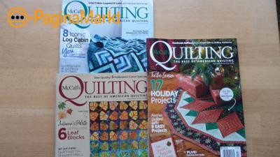 McCall~s Quilting magazine`s
