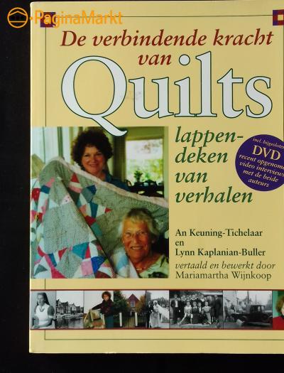 De Verbindende Kracht van Quilts