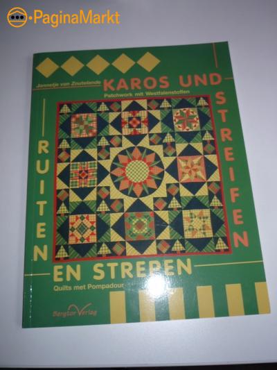 T.k. Ruiten en Strepen van Jannetje Zoutelande