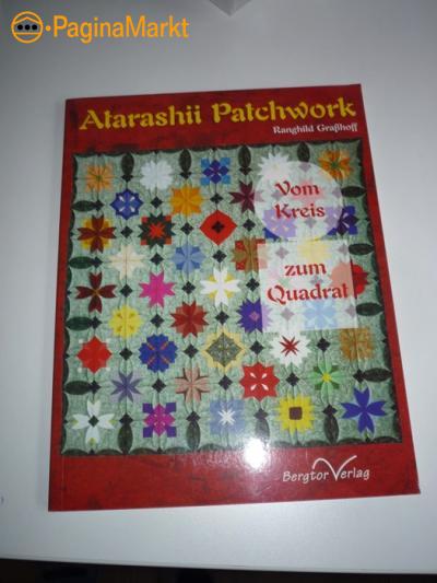 T.k. Atarashii Patchwork van Ranghild Grasshoff