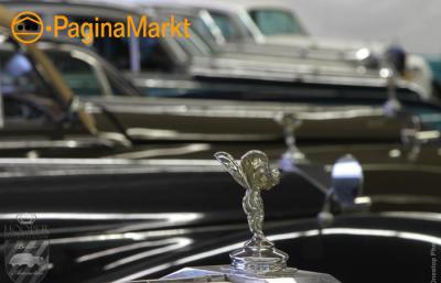 Rolls Royce en Bentley museum