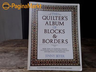 The Quilter's Album of Blocks & Borders