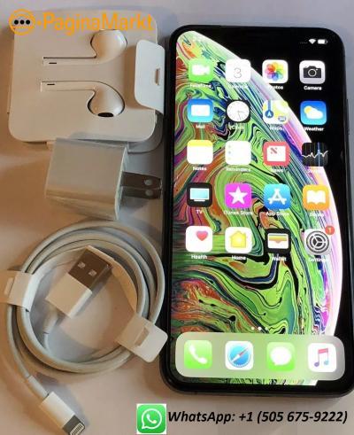 Apple iPhone XS Max 512GB Unlocked == € 700