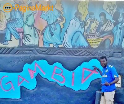 BUBA TOURS. officiele Gambia gids