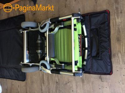 Zinger, opvouwbare elektrische rolstoel