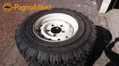 Michelin XZL 7.5R16