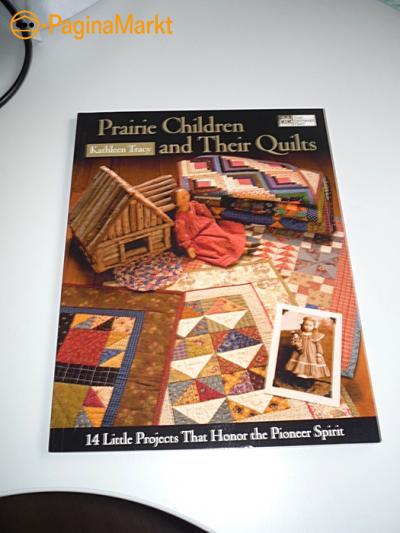 Boek Prairie Children and their quilts