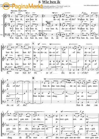 Goede zangers voor nieuwe koormuziek Culemborg