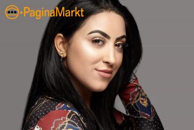 Make up artist voor wenkbrauw behandeling