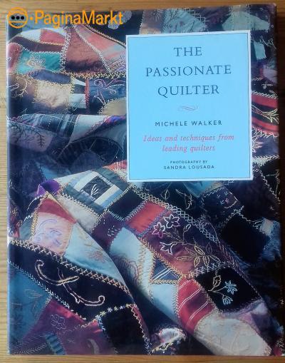 Boek: The Passionate Quilter