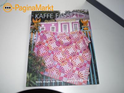 Boek Kaffe Fassett's Quilt Romance