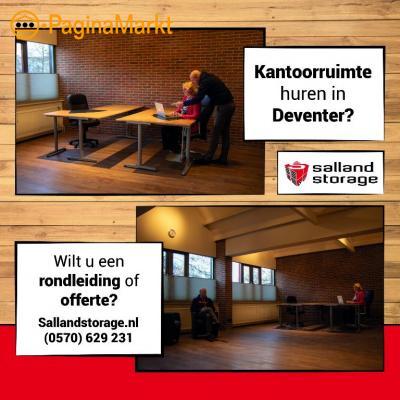 Kantoorruimte te huur - Deventer