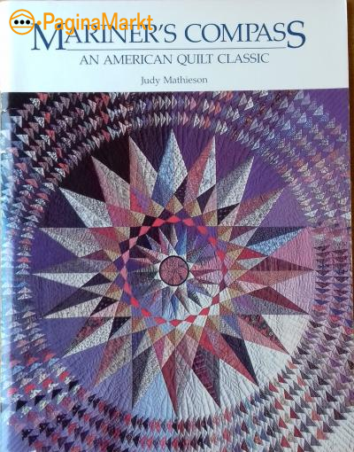 Boek: Mariners Compass an American Quilt Classic