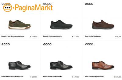Ecco schoenen voor dames en heren