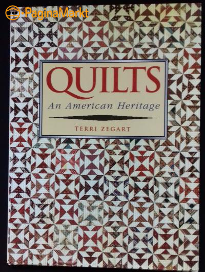 Boek: Quilts An American Heritage