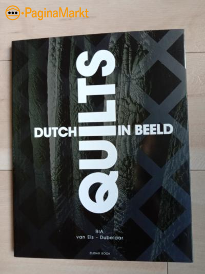 Dutch Quilts in beeld  boek