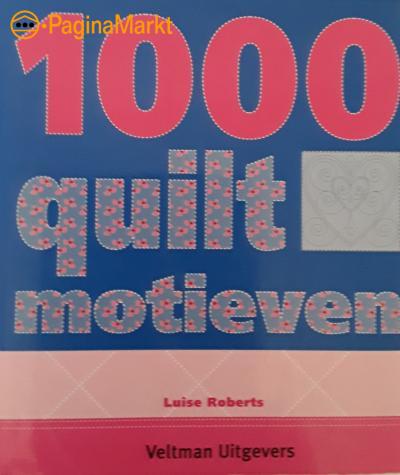1000 quilt motieven