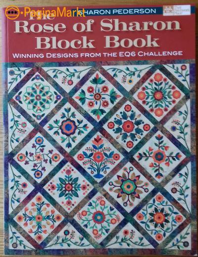Boek: Rose of Sharon Block Book