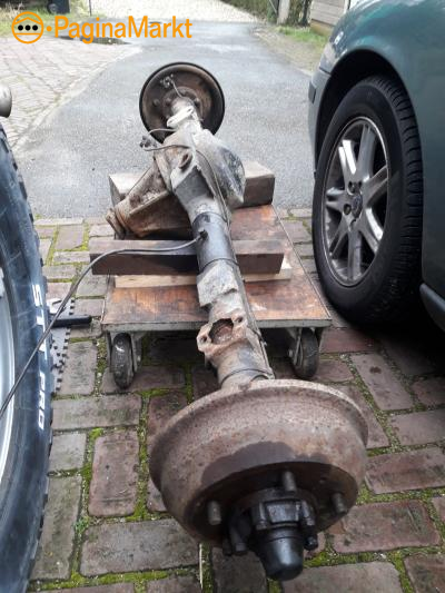 Achteras Land Rover 90 - 1986