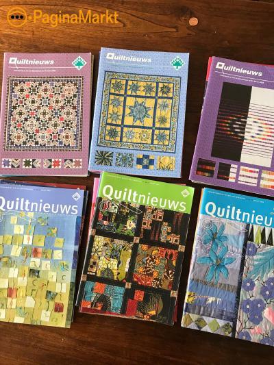 quilttijdschriften